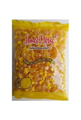 İsmet Meriç Limon Aromalı İkramlık Bayramlık Şeker 1 Kg