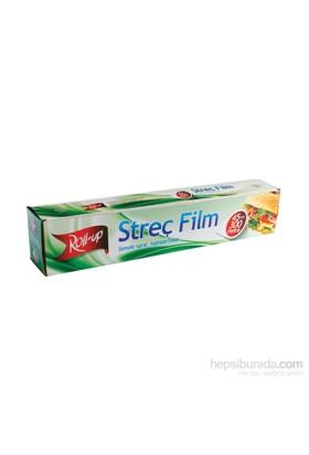 KullanAtMarket Roll-Up Streç Film 45 Cm X 300 M 1 Adet