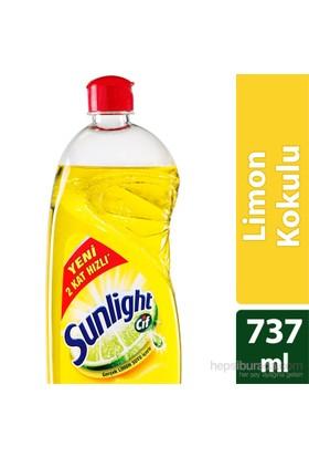 Cif Bulaşık Deterjanı Limon Kokulu 760 gr