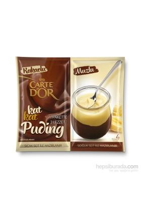 Carte D'Or Kat Kat Puding Kakao Muz 102 gr