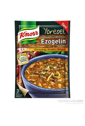 Knorr Hazır Çorba Tavuklu Ve Mercimekli Ezogelin 95 gr