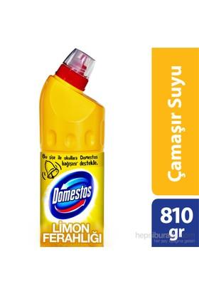 Domestos Yoğun KıvaMLı Çamaşır Suyu Limon Ferahlığı 810 gr