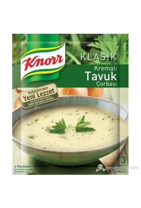 Knorr Hazır Çorba Kremalı Tavuk 65 gr