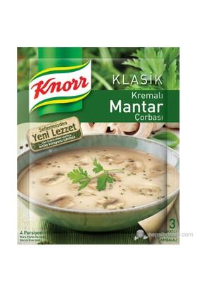 Knorr Hazır Çorba Kremalı Mantar 62 gr