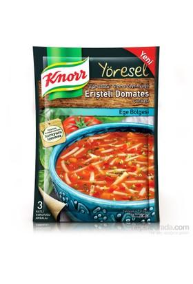 Knorr Hazır Çorba Erişteli Domates 86 gr