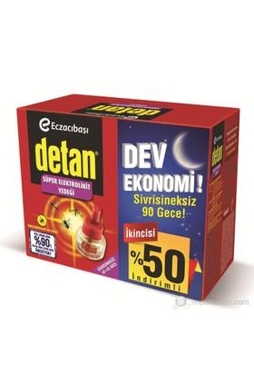 Detan Elektrolikit Yedek 2. %50 İndirimli (Promosyon) kk