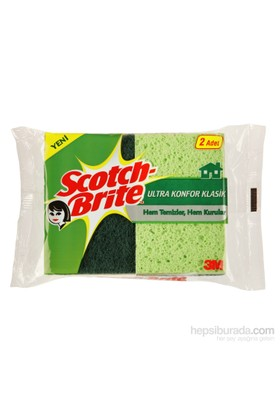 Scotch Brite Ultra Konfor Klasik 2'li