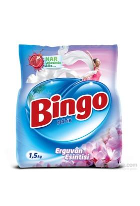 Bingo Ultra Beyaz Toz Çamaşır Deterjanı 1,5 Kg