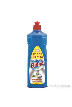 Bingo Bulaşık Sıvısı Limon 730 ml