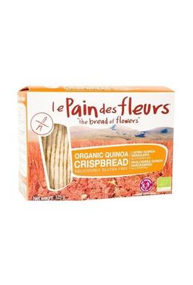 Le Pain Des Fleurs Organik Glutensiz Diyet Kinoalı Kraker 125 Gr