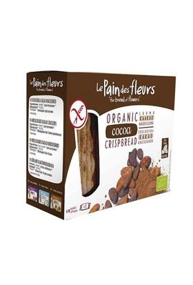Le Pain Des Fleurs Organik Glutensiz Diyet Kakaolu Kraker 125 Gr