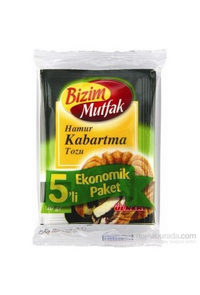 Ülker Bizim Mutfak Kabartma Tozu 5 Li