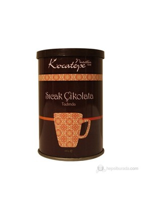 Nurettin Kocatepe Sade Sıcak Çikolata(Teneke)200Gr kk