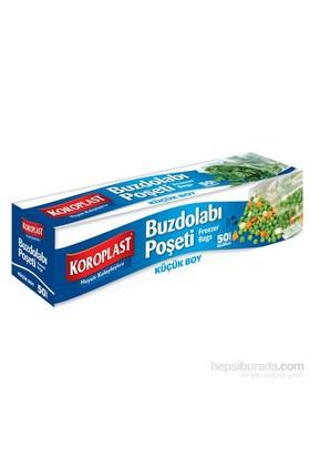 Koroplast Buzdolabı Poşeti Küçük Boy 50'li 20x30 cm