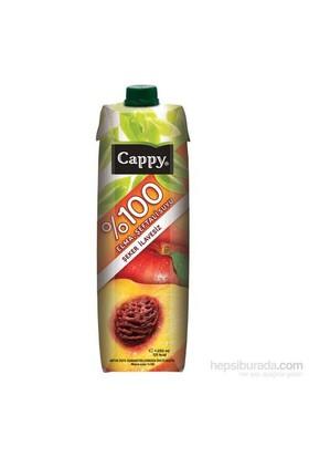 Cappy 100 Elma - Şeftali Aromalı Meyve Suyu 1 Lt