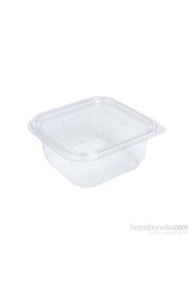 KullanAtMarket Plastik Sızdırmaz Kap 250 Gr 100 Adet