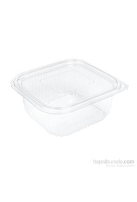 KullanAtMarket Plastik Sızdırmaz Kap 500 Gr 100 Adet