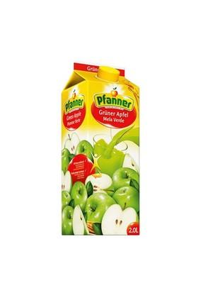 Pfanner Yeşil Elma Aromalı Meyve Suyu, 2 Lt