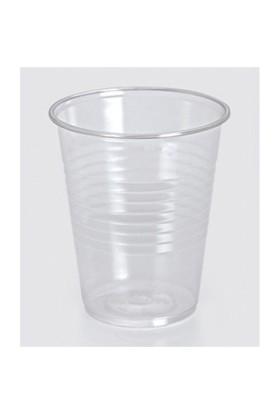 Space Cup Tek Kullanımlık Plastik 180 Cc Kullan At Bardak 100 Adet