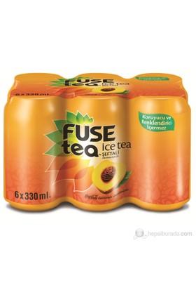 Fuse Tea Şeftali Kutu 6X330 Ml