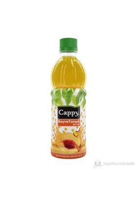 Cappy Meyve Tanem Şeftali Pet 330 Ml *12 Li