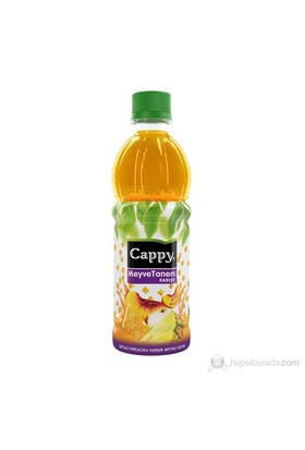Cappy Meyve Tanem Karışık Pet 330 Ml *12 Li
