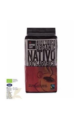Goppion Organik Espresso Kahve Nativo 1Kg.