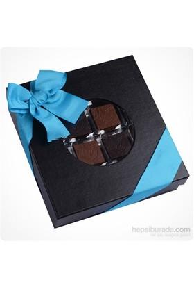 ChocChic Asetatlı Kutuda Madlen Çikolata