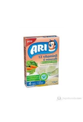 Arı 12 Vitamin 6 Mineral 125Gr-Süt.Sebze.Pirinç.Unu