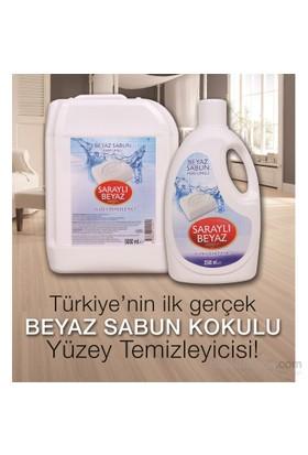 Saraylı Beyaz Sabun Kokulu Yüzey Temizleyici 5000 ml