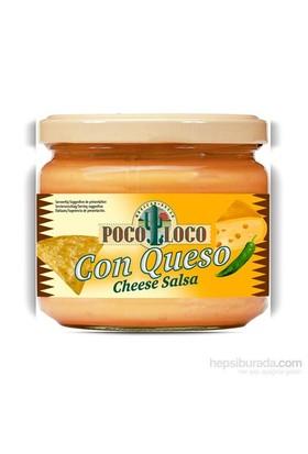 Poco Loco Cheese (Peynir) Salsa 300 gr