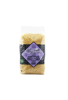 City Farm Organik Pilavlık Bulgur 1000 Gr