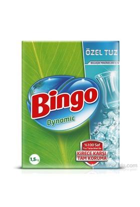 Bingo Dynamic Bulaşık Makinesi Tuz 1500 gr