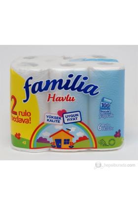 Familia Kağıt Havlu 6 'lı kk