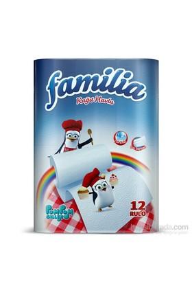 Familia Havlu 12'li