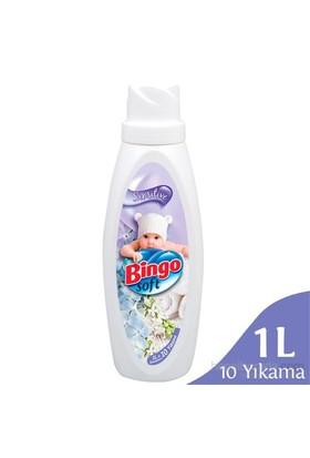 Bingo Soft Çamaşır Yumuşatıcısı Sensitive 1000 ml