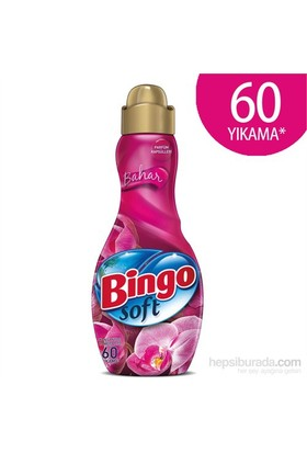 Bingo Konsantre Soft Bahar 1440 Ml