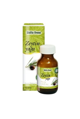Shiffa Home Zeytin Yağı 50 Ml