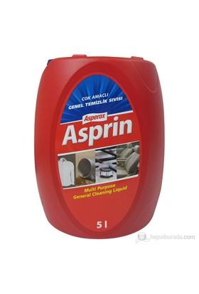 Asperox Asprin 5 lt Genel Amaçlı Temizleyici