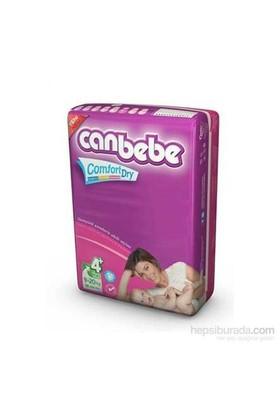 Canbebe Bebek Bezi Süper Ekonomi 4'lü Paket 4+ Beden 144 Adet