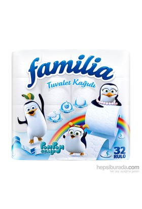 Familia Tuvalet Kağıdı 32'Li 3 Adet