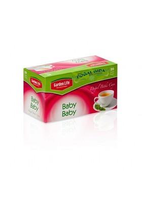 Siirt Doğal Gıda-Gl Bitki Karışımı Bebe Çayı (20'Li Demleme)