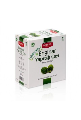 Siirt Doğal Gıda-Enginar Yaprağı Çayı (40'Lı Demleme)