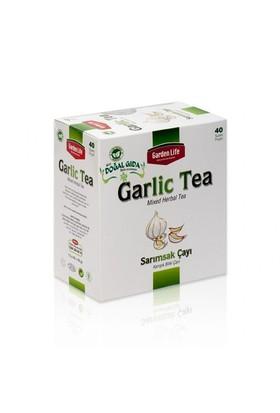 Siirt Doğal Gıda-Gl Kokusuz Sarımsak Çayı (40'Lı Demleme)