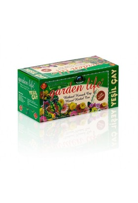 Siirt Doğal Gıda-Gl Yeşil Çay (30'Lu Demleme)