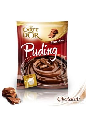 Carte D'Or Puding Çikolatalı 109 gr