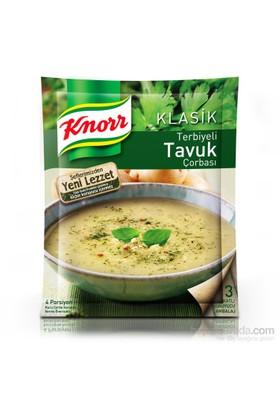 Knorr Hazır Çorba Terbiyeli Tavuk Çorbası 61 gr