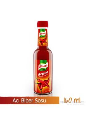 Knorr Biber Sosu Acı 160 ML