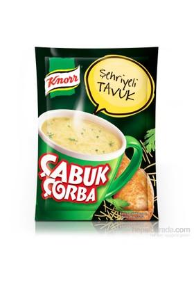 Knorr Çabuk Çorba Şehriyeli Tavuk 17 gr
