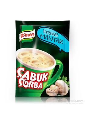 Knorr Çabuk Çorba Kremalı Mantar 22 gr